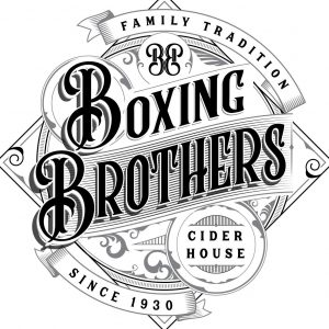 Boxing Brothers Hard Cider