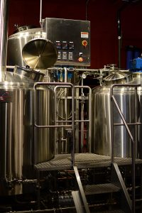 Green Mountain Beer Company 15 Barrel System
