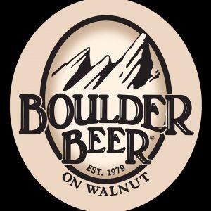 Boulder Beer on Walnut