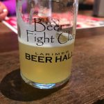 Let's Talk About Beer Fight Club