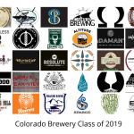Colorado Brewery Class of 2019