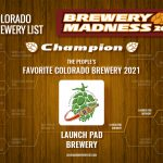 Colorado Brewery Madness 2021